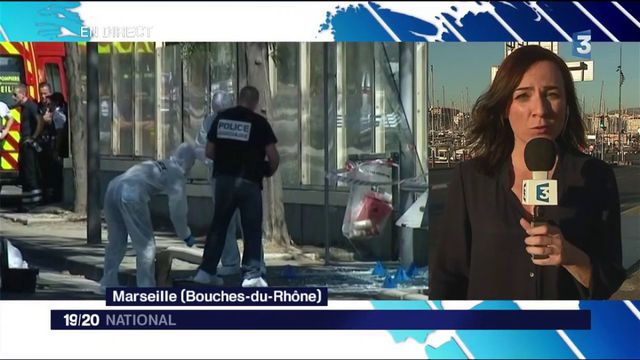 """Marseille : l'homme interpellé """"a été diagnostiqué schizophrène"""""""