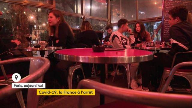 Coronavirus : la France à l'arrêt