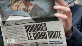 Sondages (CAPTURE D'ÉCRAN FRANCE 2)