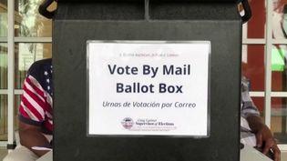 Politique : le vote par correspondance, bientôt en France ? (France 2)