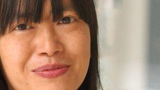 La romancière Linda Lê  (Mathieu Bourgois)