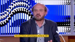 Hervé Le Treut (FRANCEINFO)