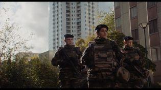 La Troisième guerre, avec Leïla Bekhti, Karim Leklou, Anthony Bajon. (Capricci Films)
