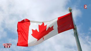 Canada (CAPTURE ECRAN FRANCE 2)