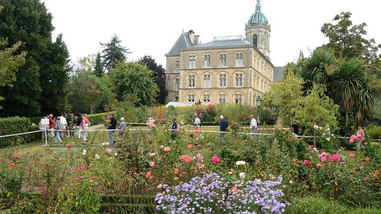 Les jardins de la préfecture de Rennes seront ouverts aux visiteurs à l'occasion de la Fête de la nature du 23 au 27 mai 2018. (MARC OLLIVIER / MAXPPP)