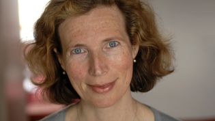 Catherine Cusset en mars 2016  (ULF ANDERSEN / Aurimages)