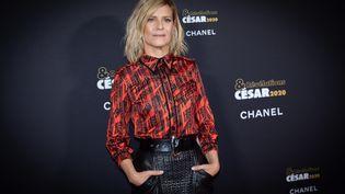 Marina Foïslors de la soirée des révélations pour les César 2020 au Petit Palais à Paris, le 13 janvier 2020. (FRED DUGIT / MAXPPP)