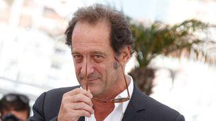 Vincent Lindon est un habitué des films sociaux  (VALERY HACHE / AFP)