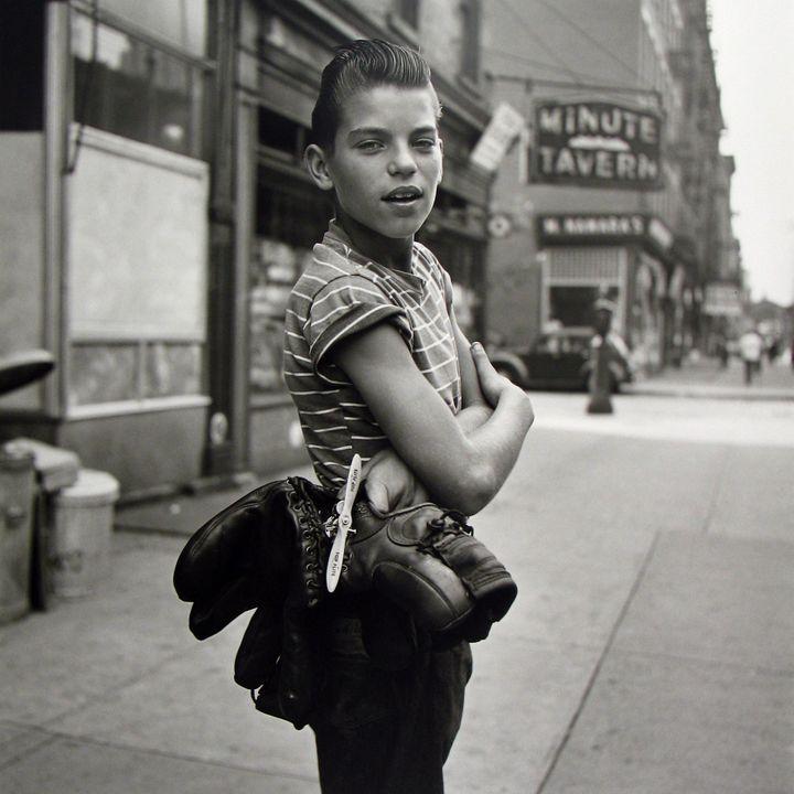Vivian Maier, sans titre, 3 septembre 1954  (Vivian Maier / Maloof Collection, Courtesy Howard Greenberg Gallery, New York)