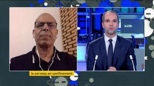 Driss Boussaoud (FRANCEINFO)