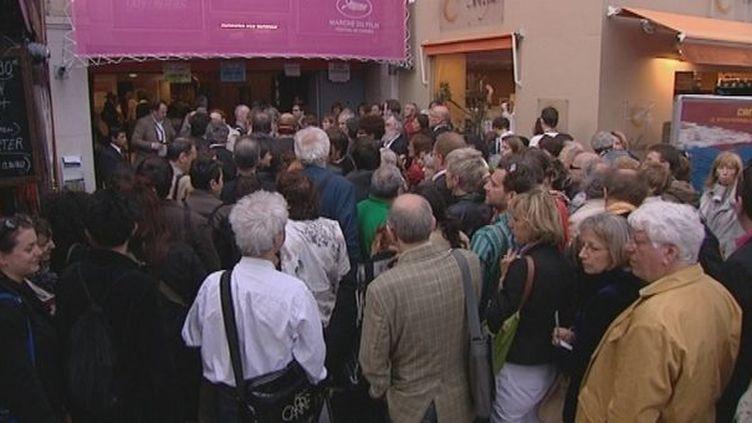 Depuis 20 ans, l'ACID aide à la diffusion des films  (Culturebox/France 3 Côte d'Azur)