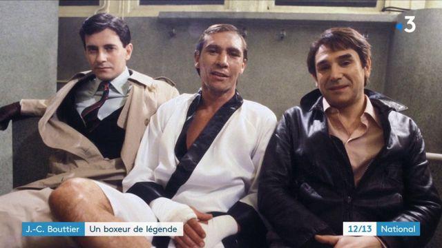 Boxe : disparition de Jean-Claude Bouttier, l'une des stars françaises de la discipline
