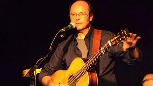 Michel Rivard, chanteur de l'ancien groupe Beau Dommage.  (DR)