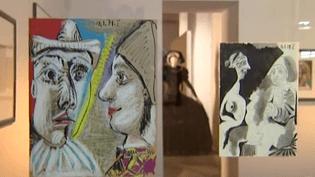 Picasso et Lacroix réunis  (France3/culturebox)