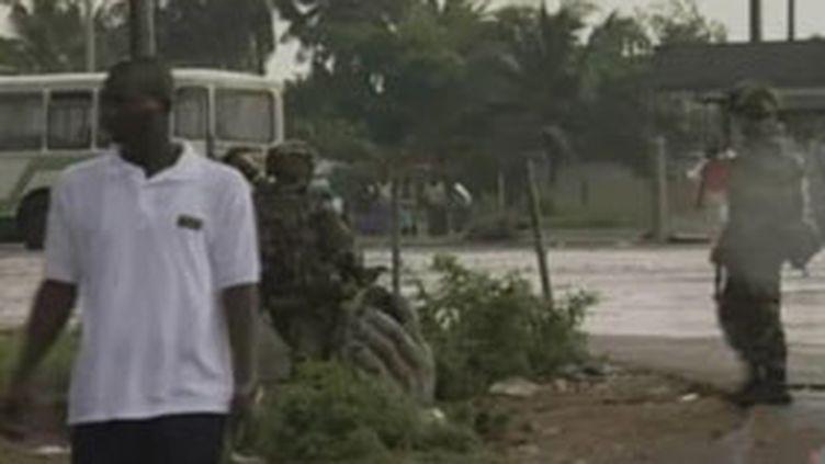 En Côte d'Ivoire (© France 2)