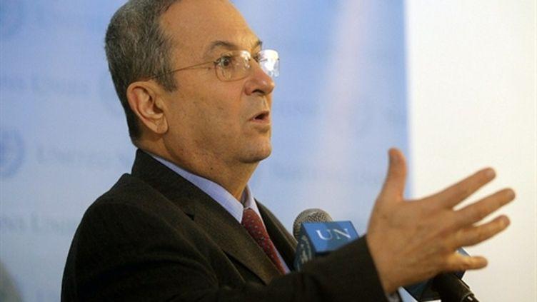Ehud Barak (décembre 2010) (AFP - Getty / Mario Tama)