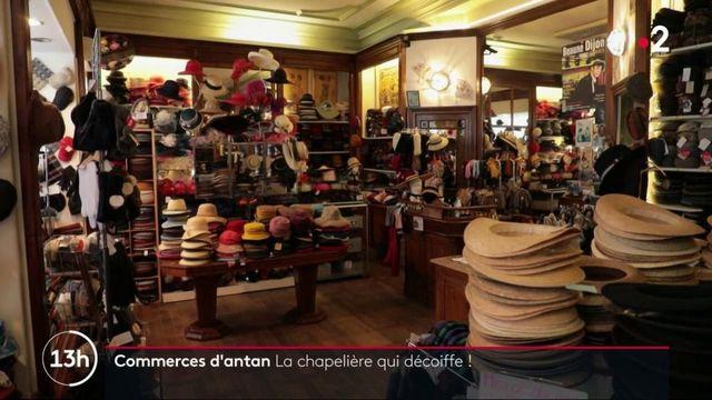 Commerce d'antan : la chapellerie Bruyas, une boutique légendaire de 141 ans
