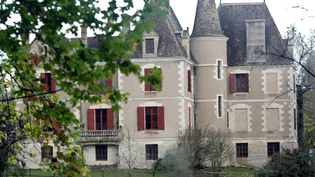 Le château de Martel, à Monflanquin (Lot-et-Garonne), le 9 novembre 2009. (MAXPPP)