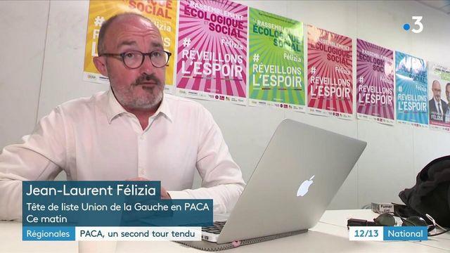 Régionales : en PACA, Jean-Laurent Felizia persiste et signe pour son maintien