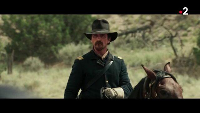 """Cinéma : le western à nouveau à l'honneur avec """"Hostile"""""""