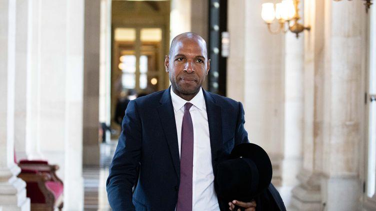 Olivier Serva,député LREM, le 11 février 2020. (CHRISTOPHE MORIN / MAXPPP)