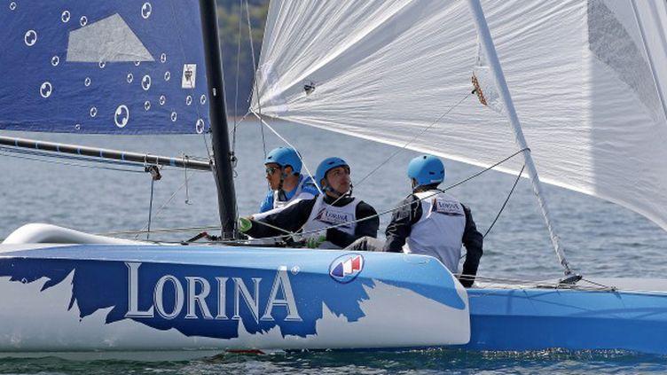 Team Lorina Limonade-Golfe du Morbihan