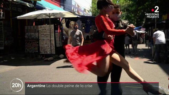 Argentine : le virus recule mais la crise grandit
