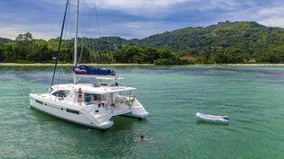 L'anse royale sur l'île de Mahé, archétype du tourisme dans l'archipel des Seychelles. (LIOT JEAN-MARIE / HEMIS.FR / HEMIS.FR)