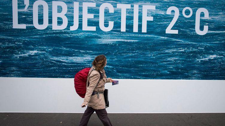 (La COP21 est prévue du 30 novembre au 11 décembre © MaxPPP)