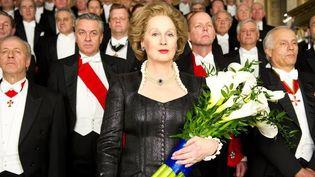 """Margaret Thatcher identifiée à Elisabeth Ire : Meryl Streep dans """"La Dame de fer"""" de Phyllida Lloyd  (Pathé Distribution)"""