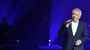 Michel Sardou en concert (ici en 2013).  (SADAKA EDMOND/SIPA)
