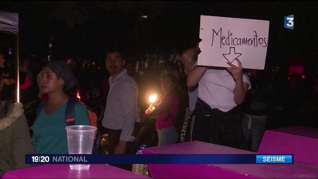 Séisme au Mexique : la solidarité des habitants de Mexico face à la détresse