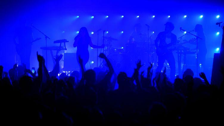 Concert àl'Espace Julien de Marseille en 2020. Photo d'illustration. (ROBERT GEOGES / MAXPPP)