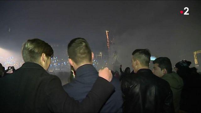 Nouvel An : prévenir des dangers des feux d'artifice