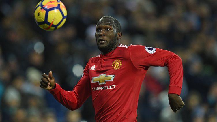 Romelu Lukaku enchaîne après son but contre Bournemouth.