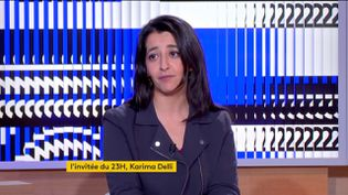 Karima Delli (FRANCEINFO)