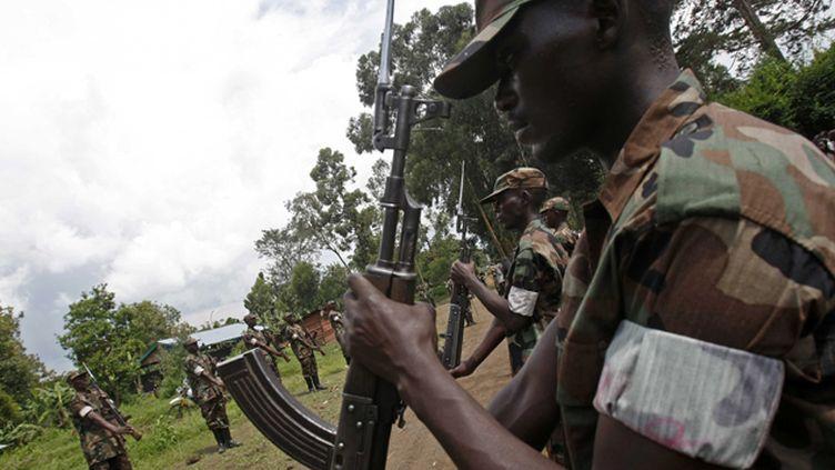 (Le Nord-Kivu, à l'est du pays, est l'une des zones les plus troublées d'Afrique où plusieurs milices locales terrorisent la population.  © MaxPPP)