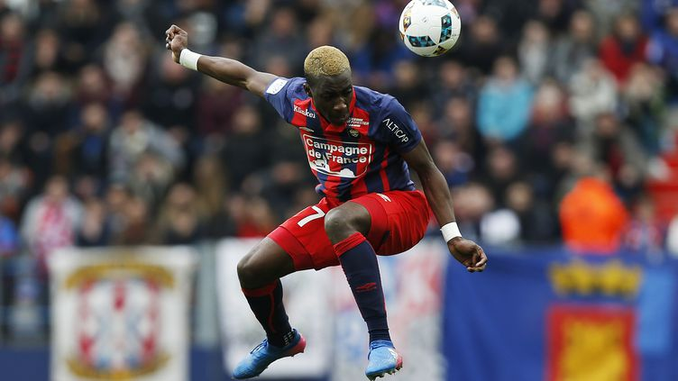 Le milieu de terrain, Jean-Victor Makengo (CHARLY TRIBALLEAU / AFP)