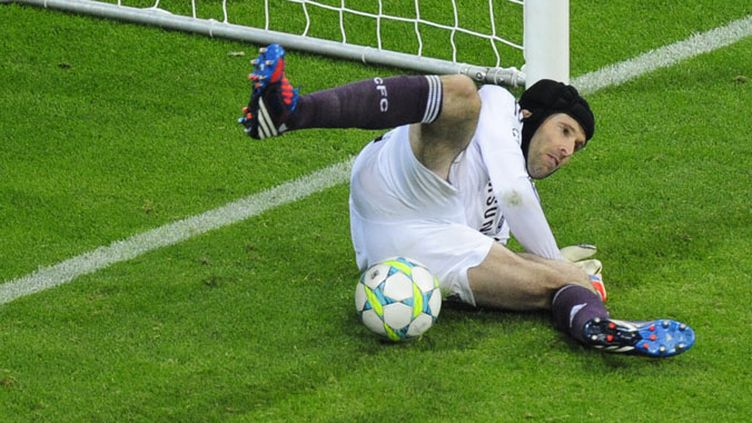 Le gardien de Chelsea Petr Cech