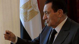 Hosni Moubarak (archives, 2010) (AFP / Khaled Desouki)