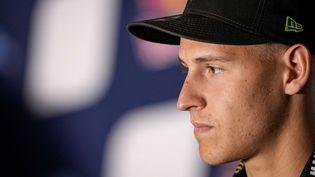 Le pilote français Fabio Quartararo (Yamaha) va se faire opérer du syndrome des loges (GIGI SOLDANO / AFP)