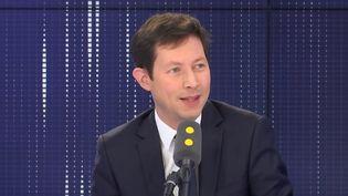 François-Xavier Bellamy, député européen Les Républicains, invité de franceinfo le 19 janvier 2020 (RADIO FRANCE)