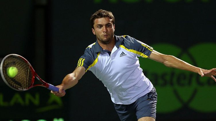 Gilles Simon (MIKE EHRMANN / GETTY IMAGES NORTH AMERICA)