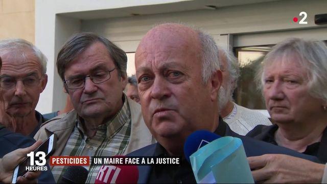 Pesticides : le maire de Langouët face à la justice