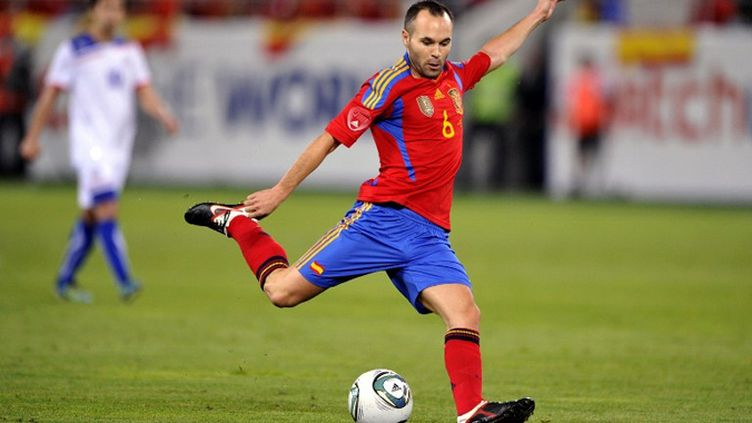 Andres Iniesta (Espagne)