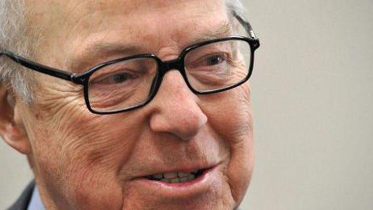 Hans Blix à Washington le 21-2-2012. (AFP - Karen Bleier)