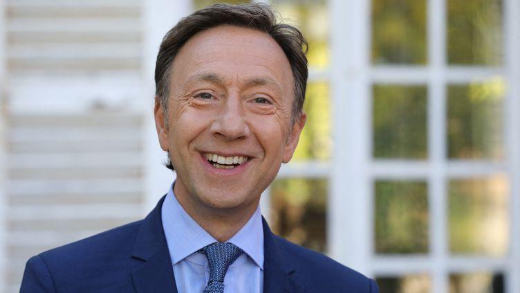 L'animateur Stéphane Bern, chargé de la mission Patrimoine en péril, en septembre 2019. (LUDOVIC MARIN / AFP)