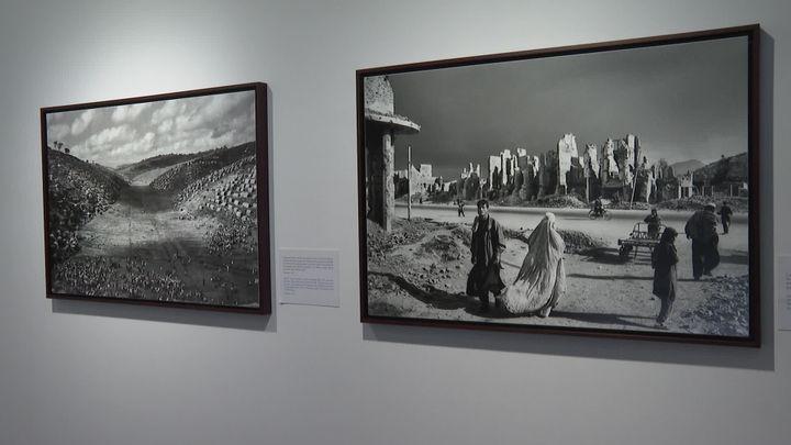 Clichés deSebastião Salgado à découvrir au musée de la photographie de Nice (Y. Fournigault / France Télévisions)