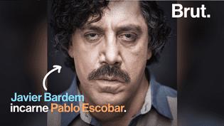 """Dans """"Escobar"""", Javier Bardem incarne le plus grand narco-trafiquant de l'Histoire (BRUT)"""