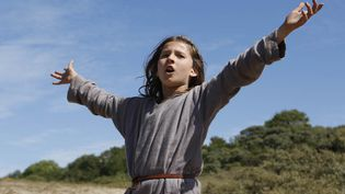 """Lise Leplat Prudhomme, l'héroïne du film """"Jeannette"""" dans les salles à partir du 6 septembre  (R.Arpajou/TAOSFilms-ARTE France )"""